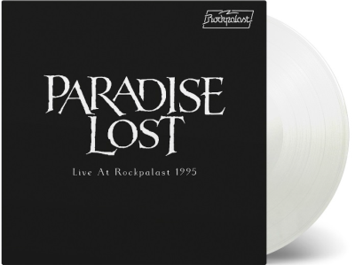 Paradise Lost - Live At Rockpalast 1995 [Indie Exclusive Limited Edition White LP]