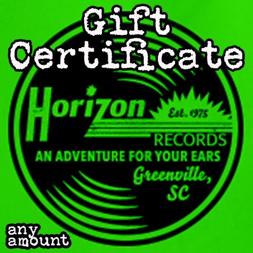 - Make yer own Gift Certificate! (Enter any amount in your cart)