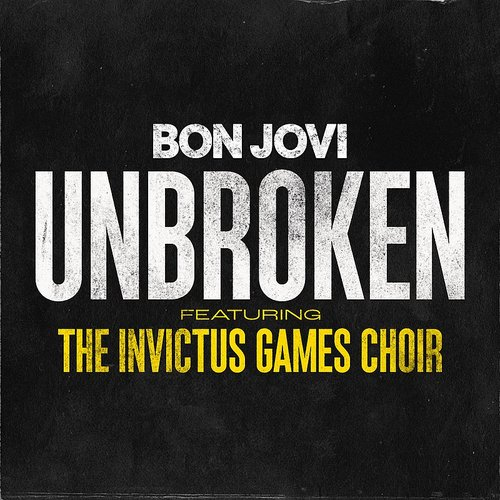 Bon Jovi - Unbroken - Single