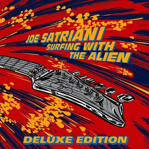 Joe Satriani - Surfing With The Alien (Deluxe Edition)
