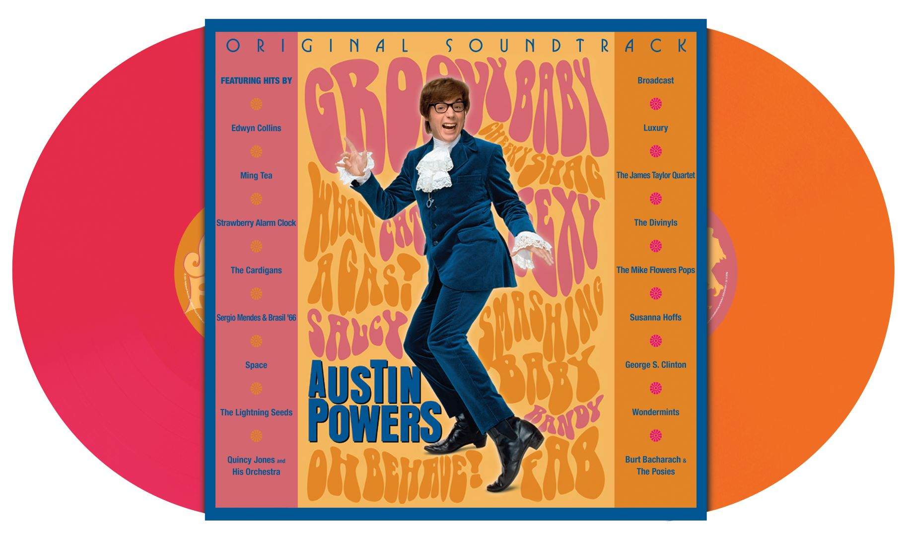 Various Artists - Austin Powers -- International Man of Mystery [RSD Drops Oct 2020]
