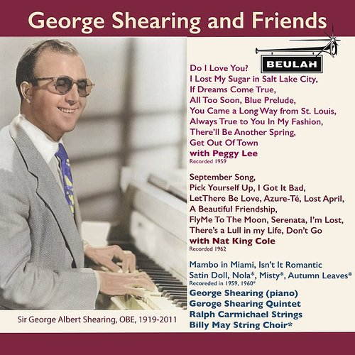 George Shearing - George Shearing And Friends