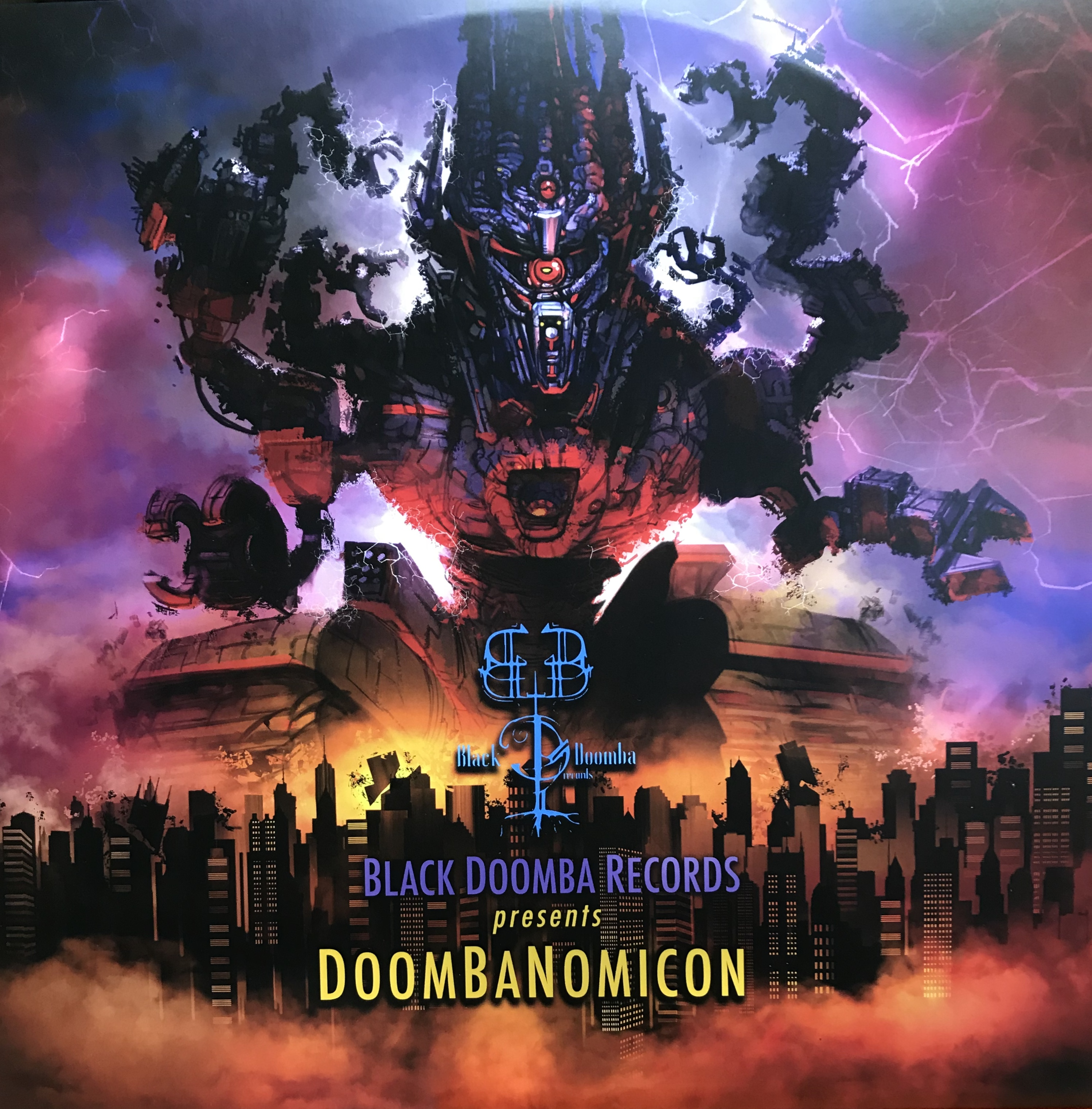 Various - Doombanomicon