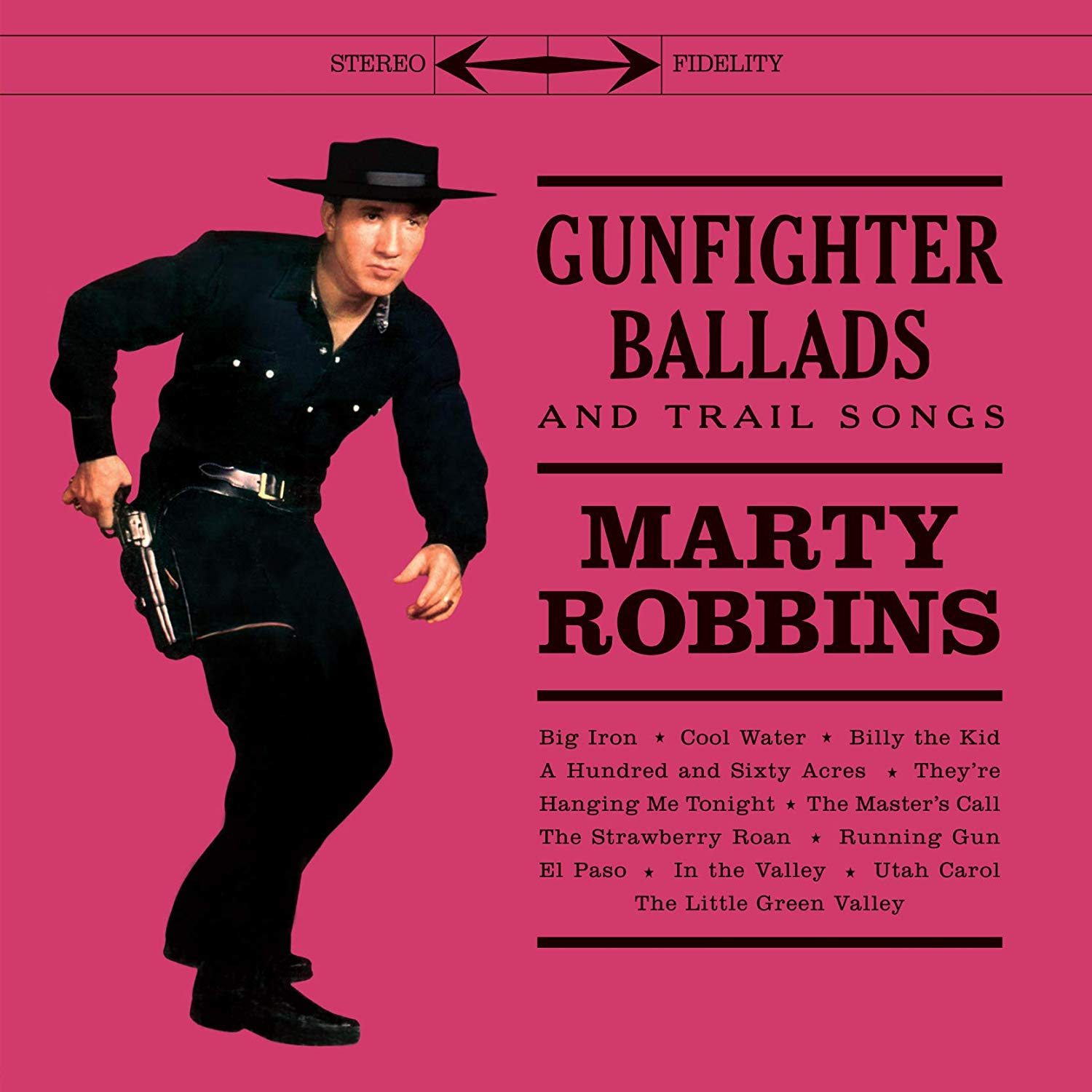 Marty Robbins - Gunfighter Ballads & Trail Songs [Colored Vinyl] [180 Gram]
