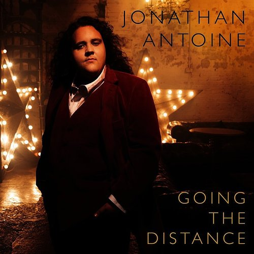 Jonathan Antoine - Going The Distance (W/Dvd) (Aus)