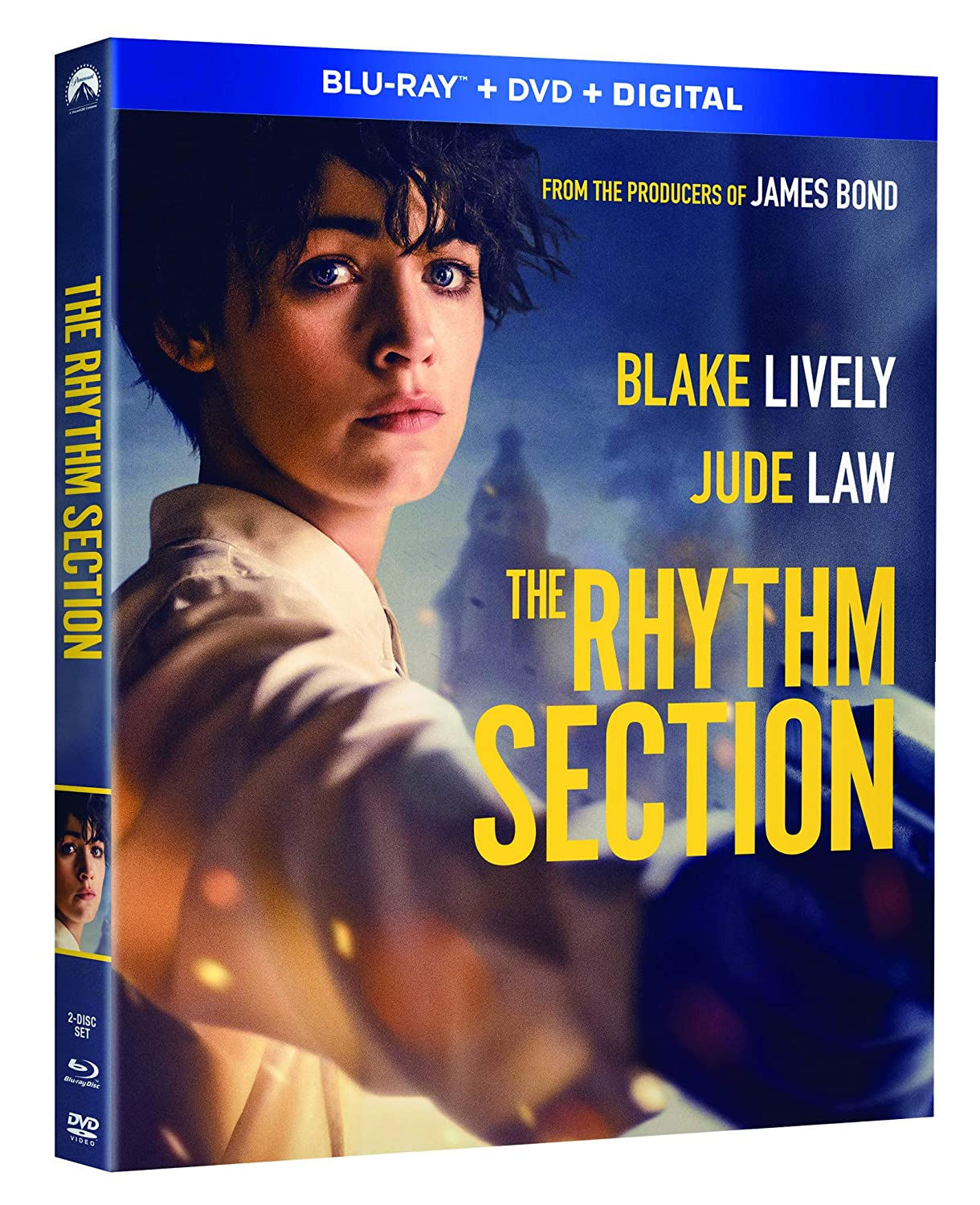 The Rhythm Section [Movie] - The Rhythm Section | obsessionrecords