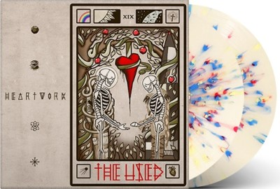 The Used - Heartwork [Indie Exclusive Limited Edition Multicolored Splatter LP]