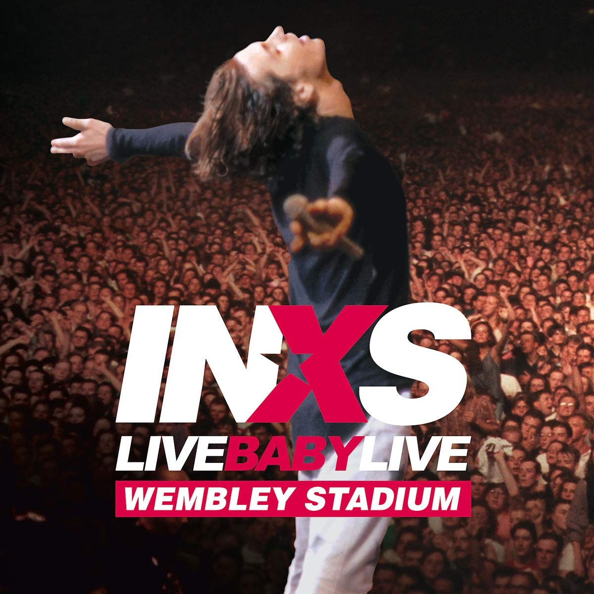 INXS - Live Baby Live [Import Deluxe 3LP]