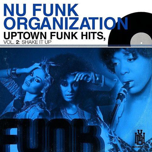Nu Funk Organization - Uptown Funk Hits, Vol. 2: Shake It Up