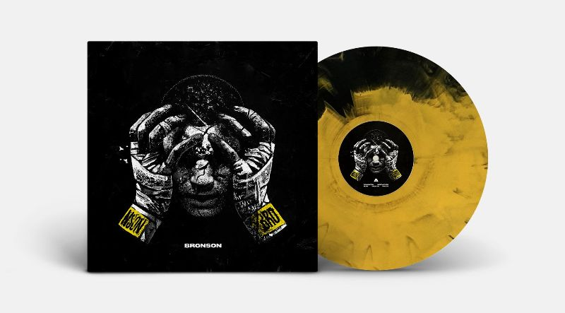 Limited Edition Black & Yellow LP