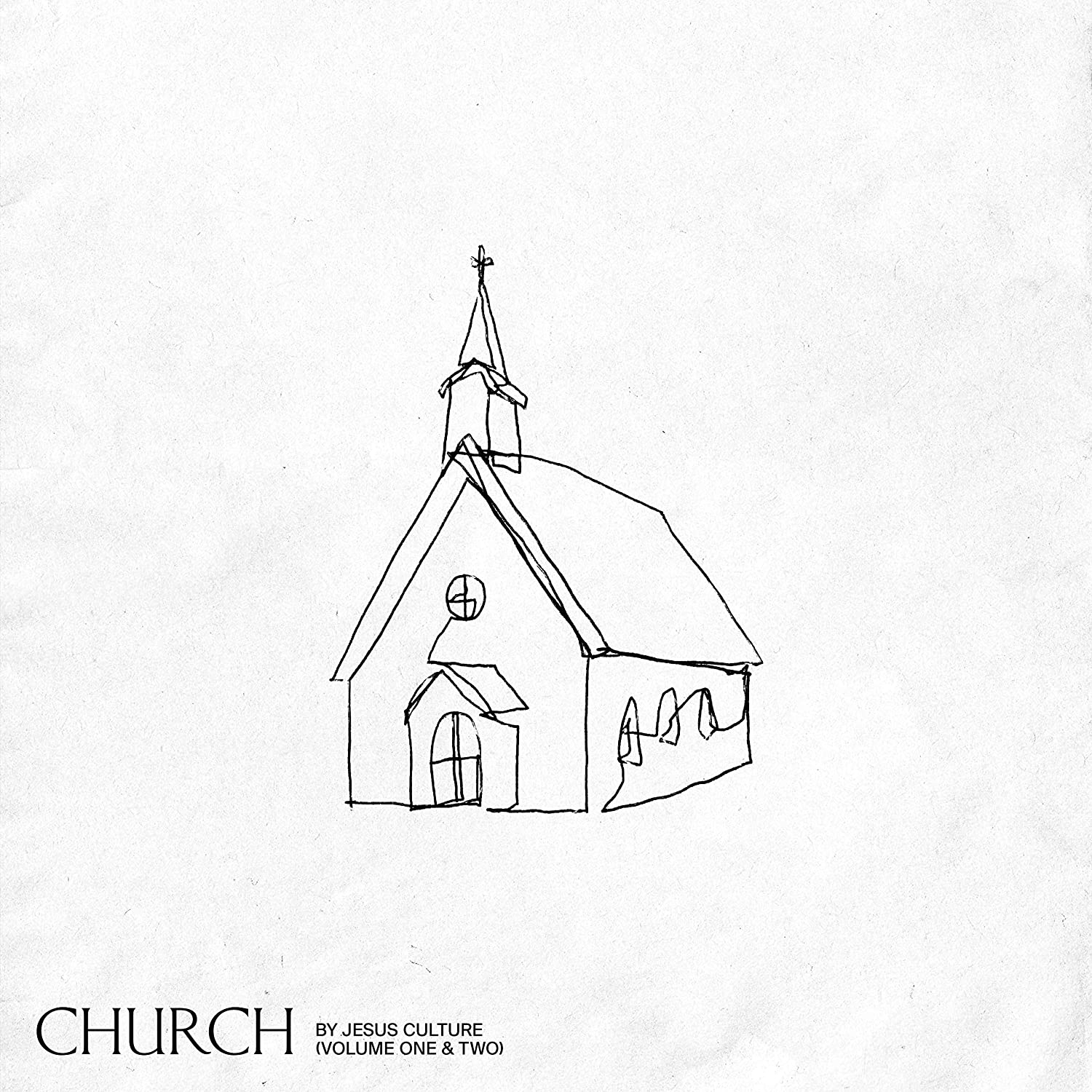 Jesus Culture - Church (Volume 1 & 2) [2 LP]