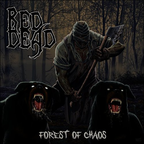 Red Dead - Forest Of Chaos (Uk)
