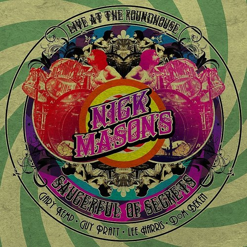 Nick Mason's Saucerful of Secrets - Astronomy Domine (Live At The Roundhouse) - Single