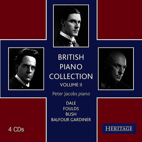 Peter Jacobs - British Piano Collection, Vol. 2
