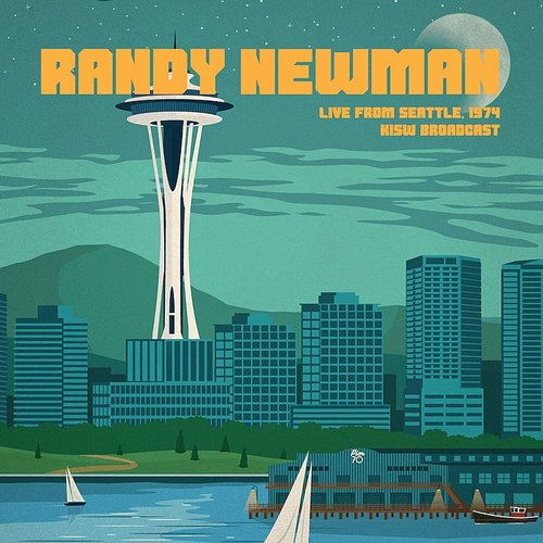 Randy Newman - Randy Newman - Live From Seattle 1974