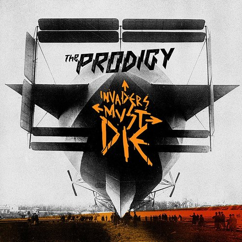 The Prodigy - Invaders Must Die [Import LP]