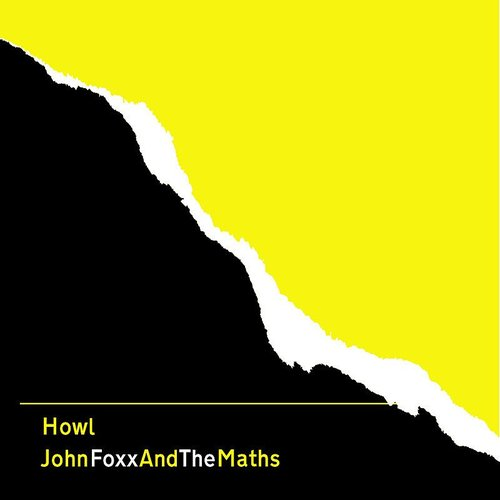 John Foxx & The Maths - Howl [Red Colored Vinyl]