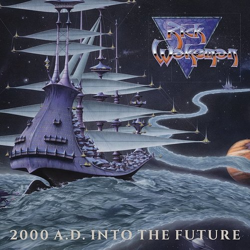 Rick Wakeman - 2000 A.D. Into The Future