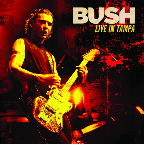Bush - Live In Tampa [Red 2LP]