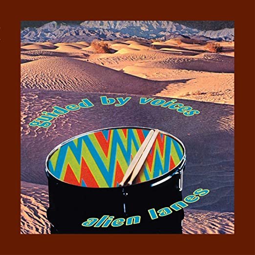 Guided By Voices - Alien Lanes: 25th Anniversary Edition [Limited Edition Multicolored LP]