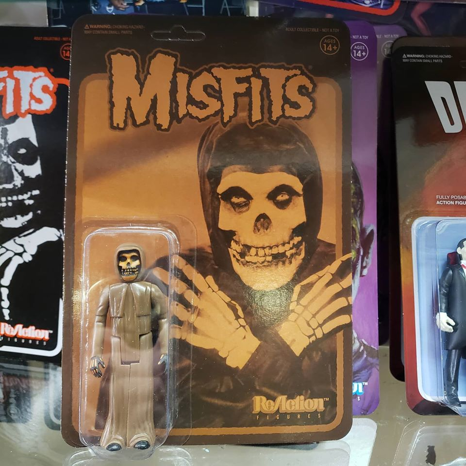 Reaction - MISFITS THE COLLECTION REACTION FIGURE