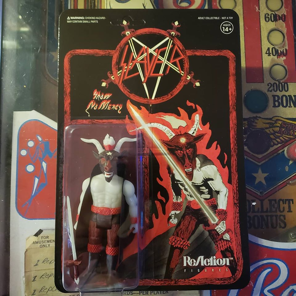 Reaction - SLAYER SHOW NO MERCY GLOW REACTION FIGURE