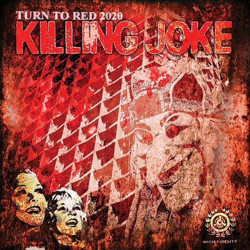 Killing Joke - Turn To Red