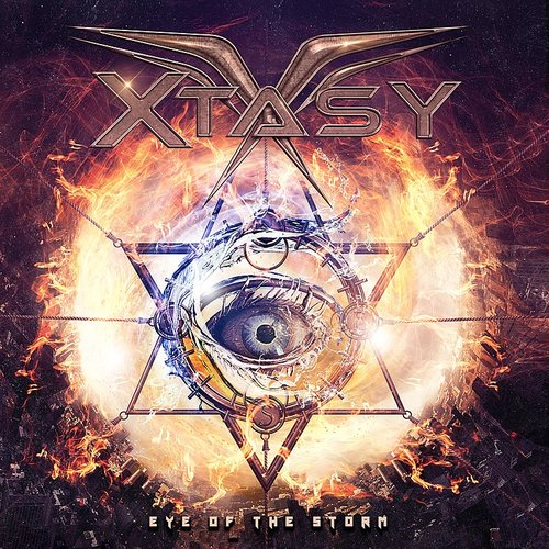 Xtasy - Eye Of The Storm (Uk)