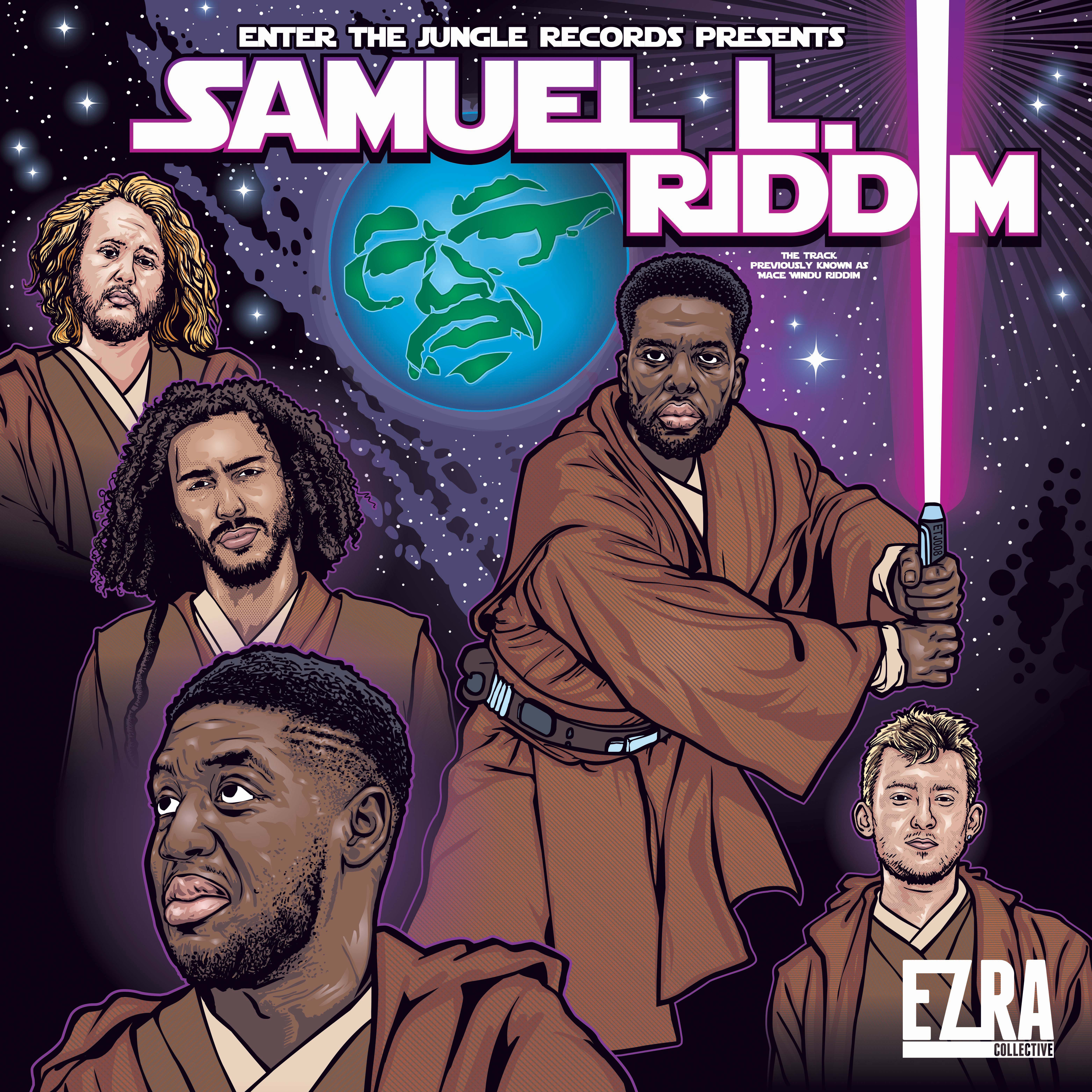 Ezra Collective - Samuel L.Riddim / Dark Side Riddim