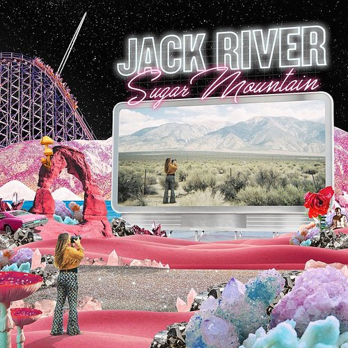 Jack River - Sugar Mountain [Import Limited Edition Pink LP]