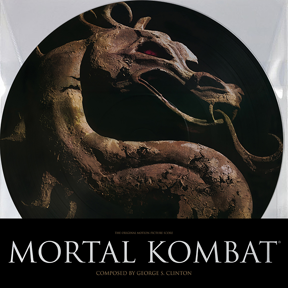 George S. Clinton - Mortal Kombat (Original Motion Picture Score) [RSD Drops Sep 2020]