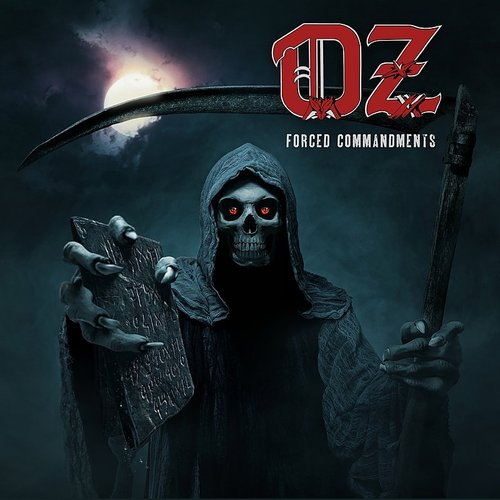 Oz - Forced Commandments (Uk)
