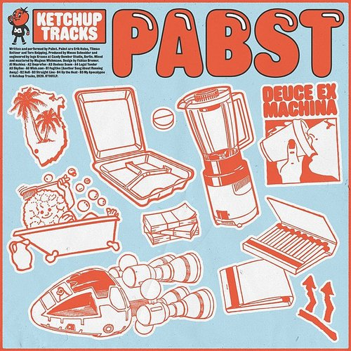 Pabst - Deuce Ex Machina (Uk)