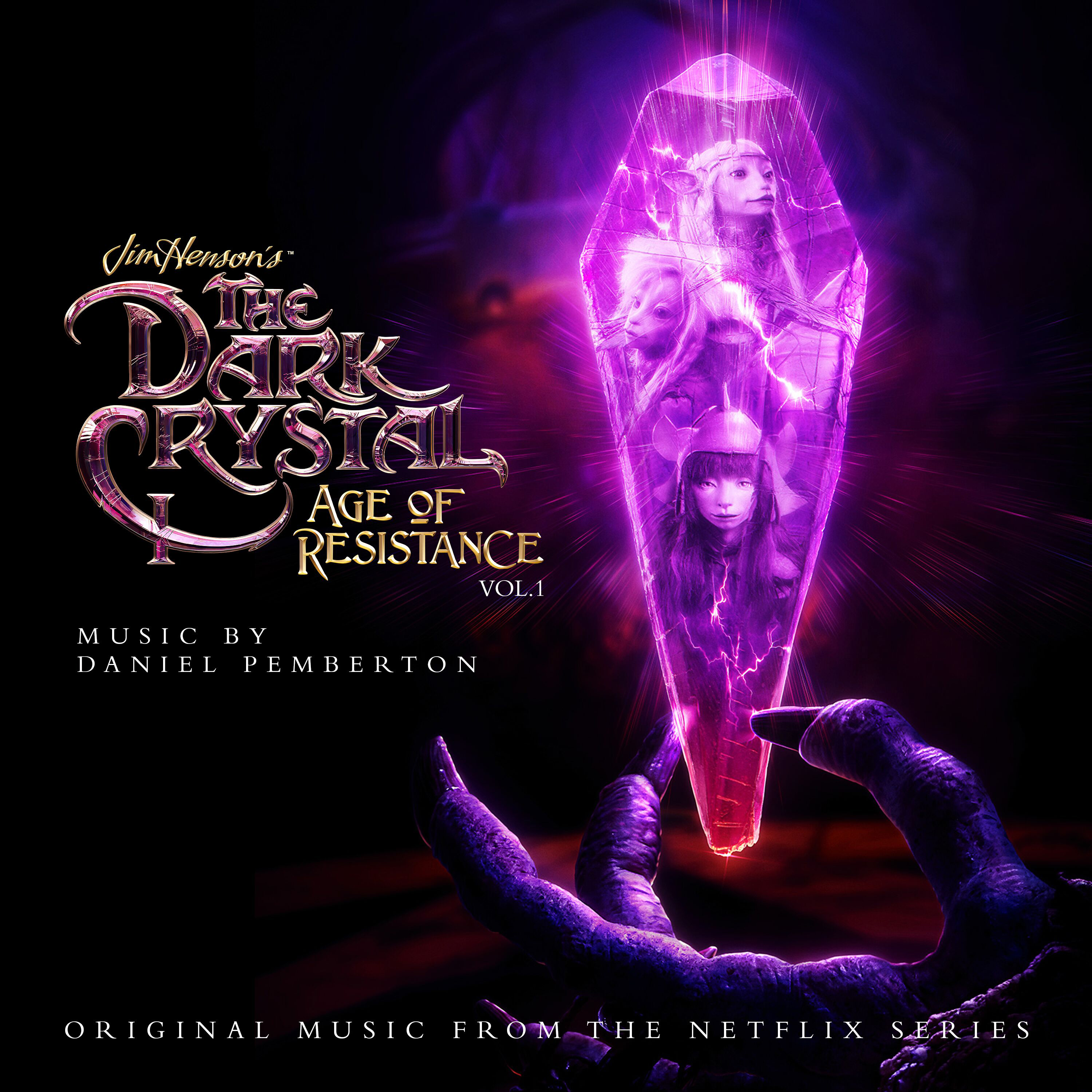 Daniel Pemberton & Samuel Sim - The Dark Crystal: Age of Resistance - The Crystal Chamber [RSD Drops Oct 2020]