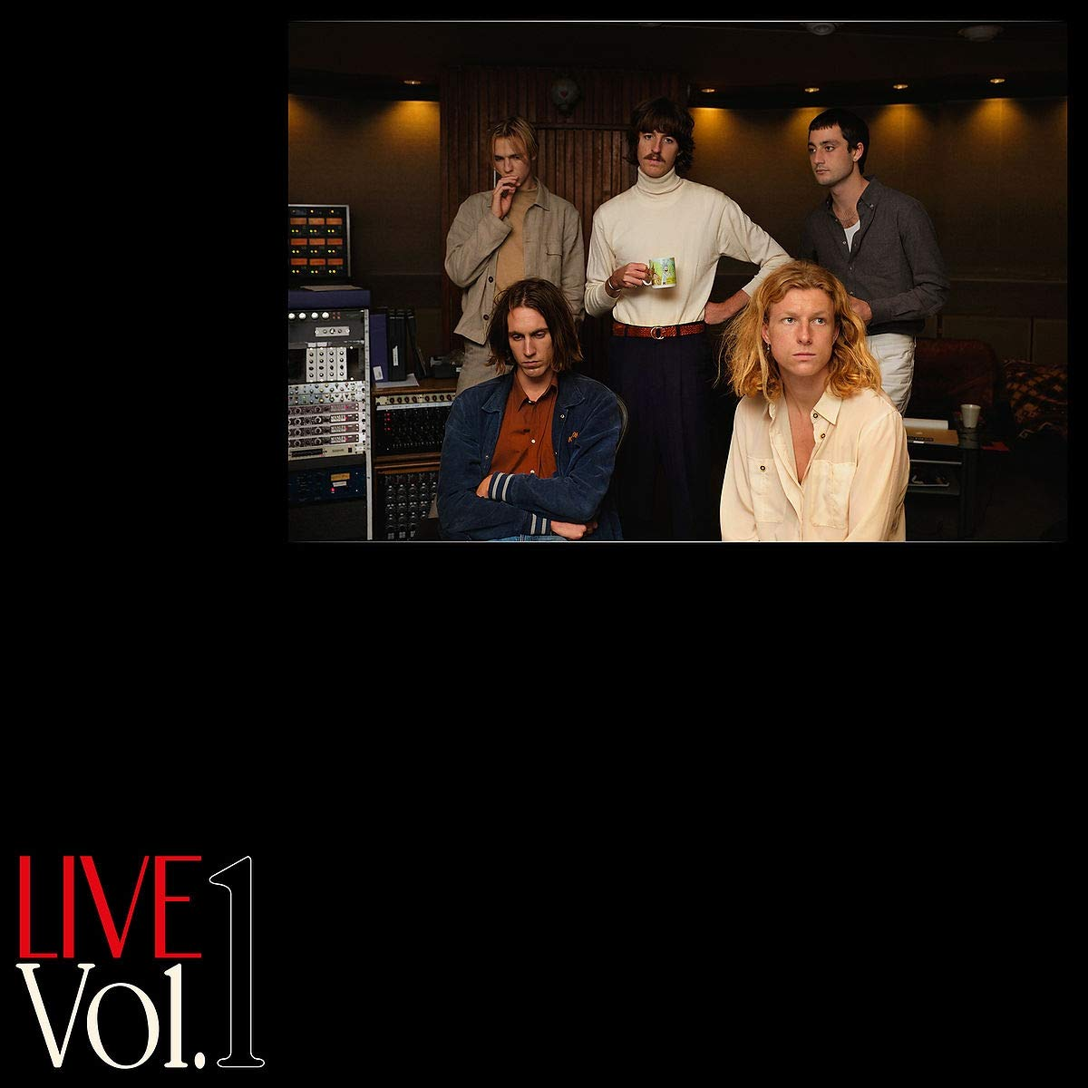 Parcels - Live Vol. 1 [2 LP]