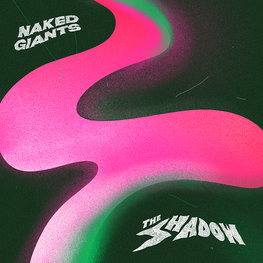 Naked Giants - The Shadow [Indie Exclusive Limited Edition Coke Bottle Clear LP]