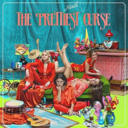 Hinds - The Prettiest Curse [Import LP]