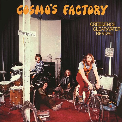 Creedence Clearwater Revival - Cosmo's Factory