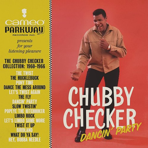 Chubby Checker - Hey You! Little Boo-Ga-Loo - Single