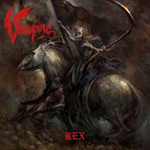 Vampire - Rex [Limited Edition] (Ger)