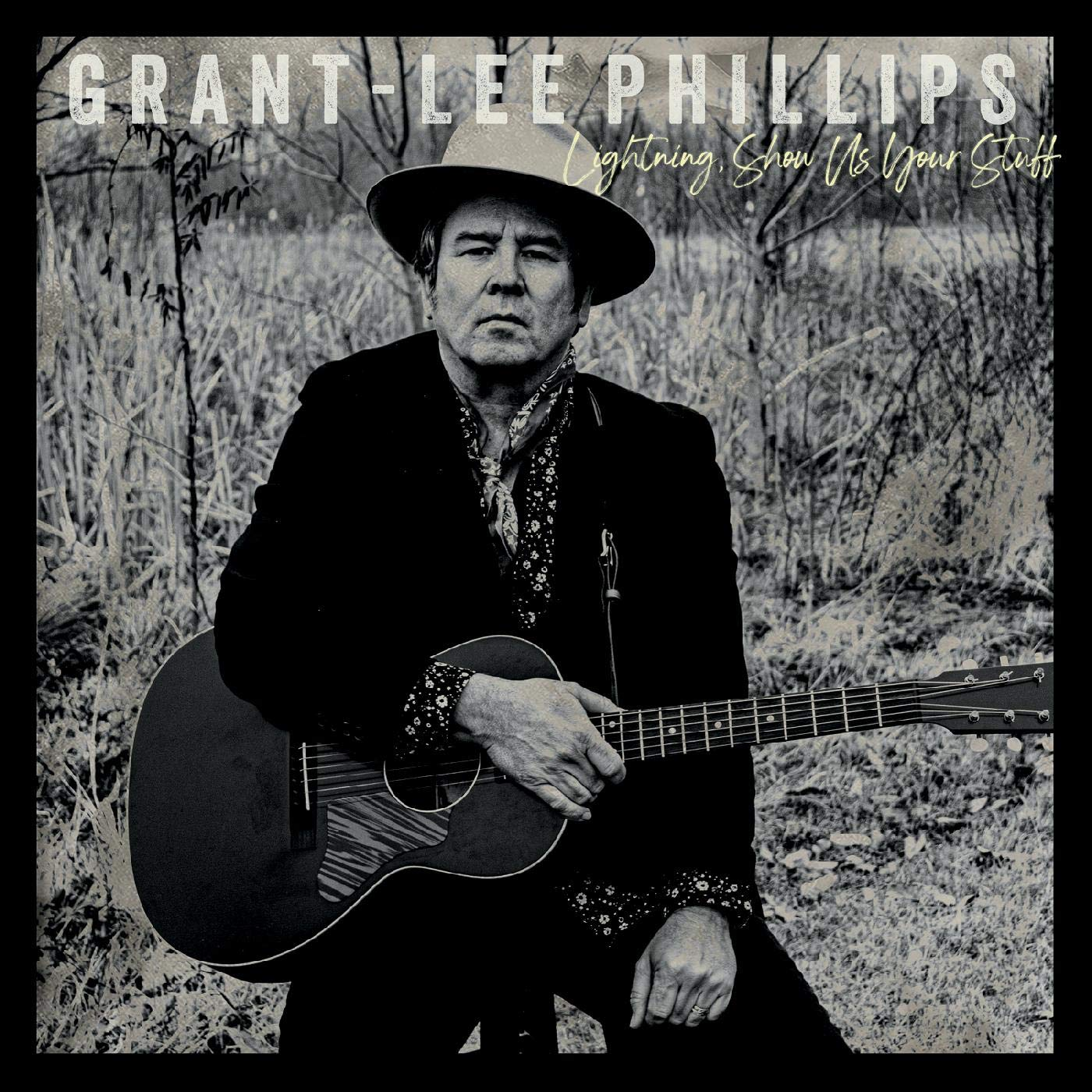 Grant-Lee Phillips - Lightning, Show Us Your Stuff [First Edition LP w/ Bonus 7in Single]