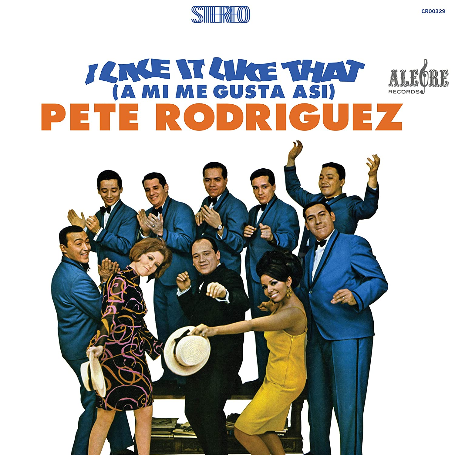 Pete Rodriguez - I Like It Like That (A Mi Me Gusta Asi) [LP]