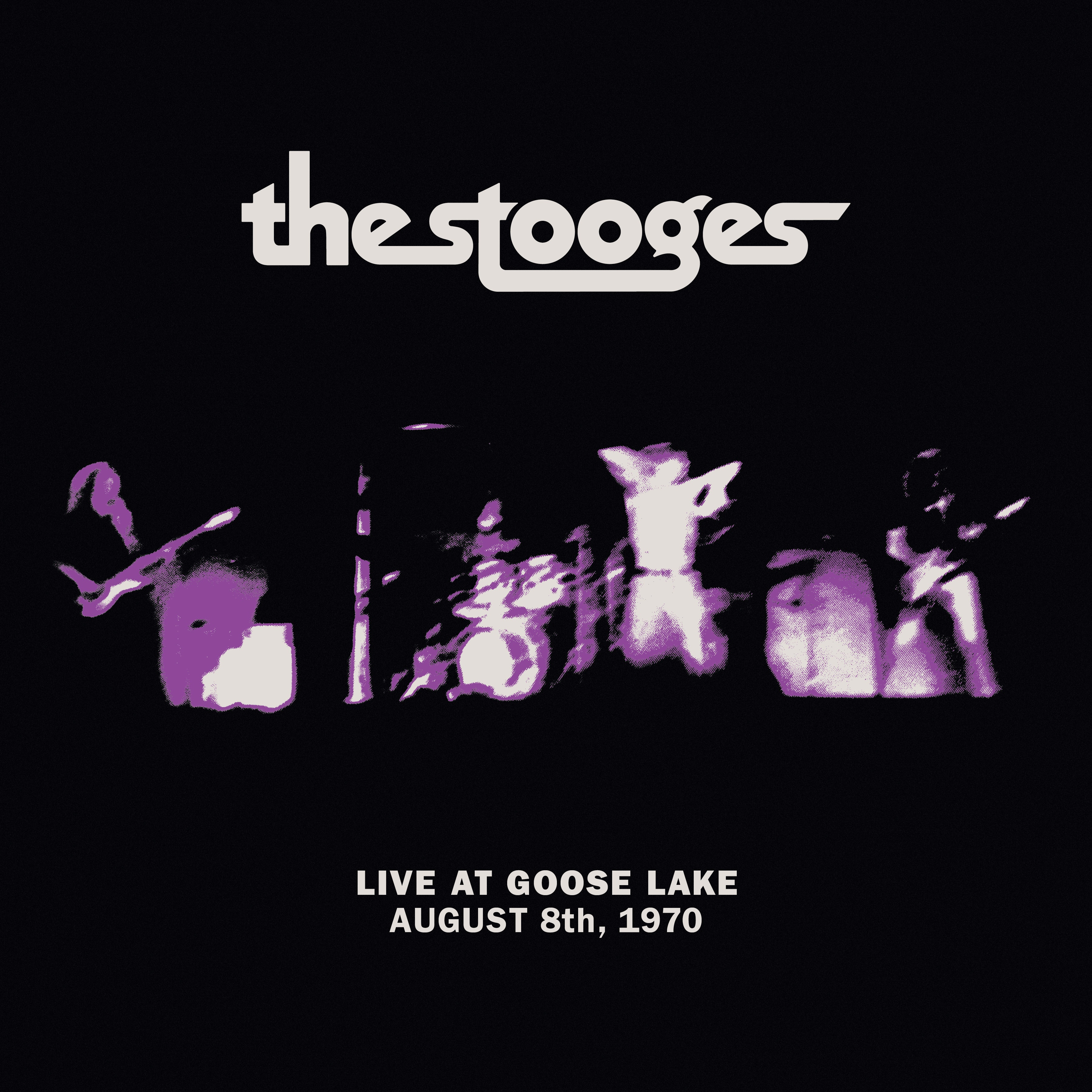 Live At Goose Lake: August 8th, 1970 [LP]