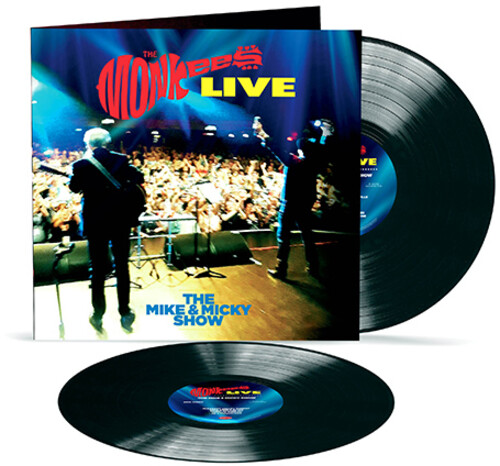 The Mike & Micky Show Live [LP]