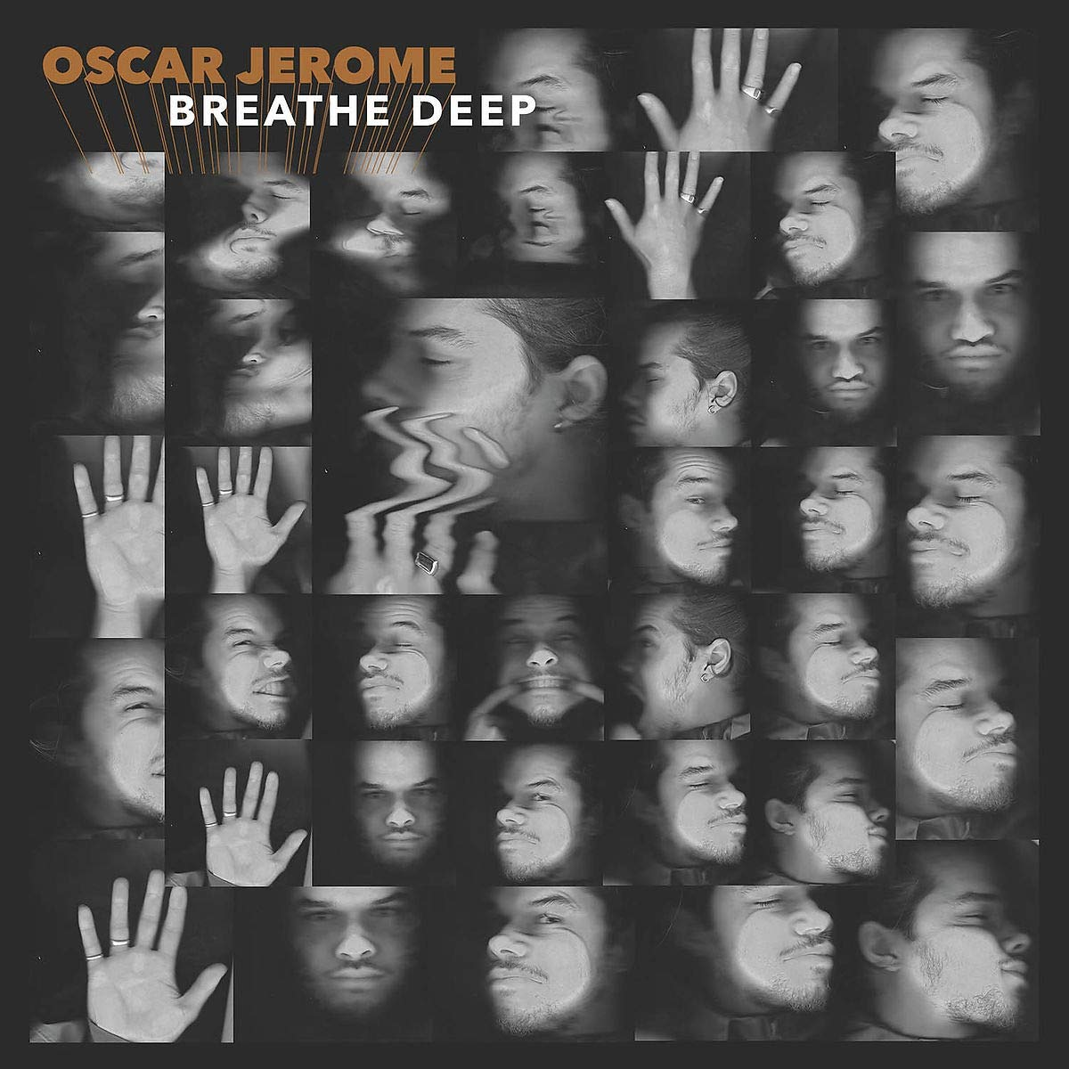 Oscar Jerome - Breathe Deep (Jpn)