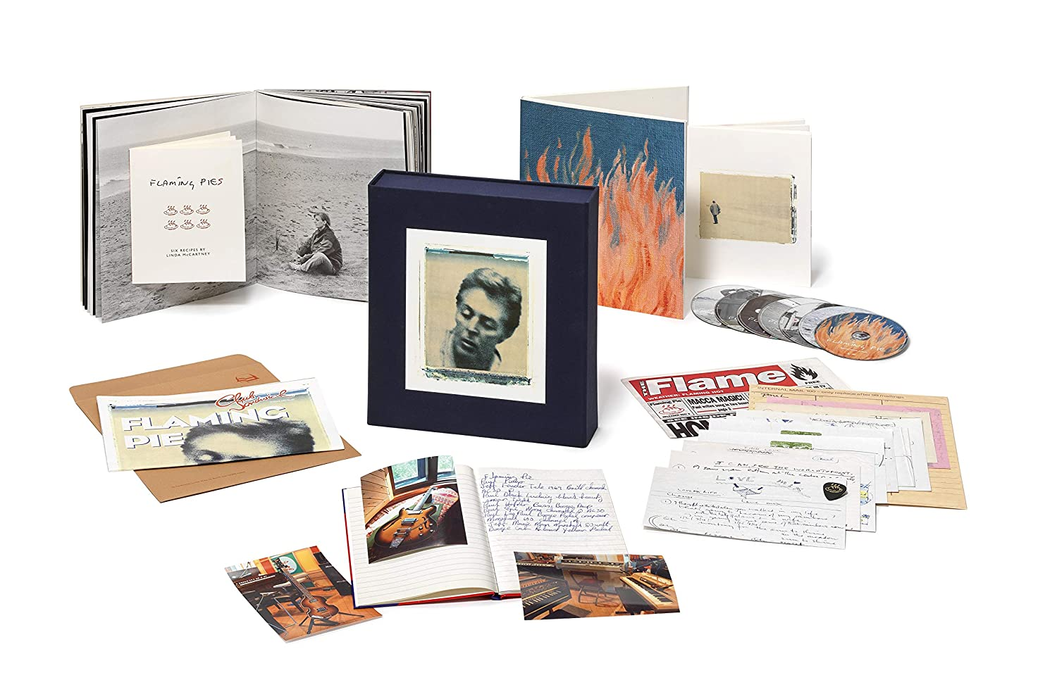 Flaming Pie: Archive Collection [Limited Edition Deluxe 5CD/2DVD Box Set]