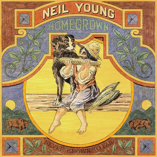 Neil Young - Vacancy - Single