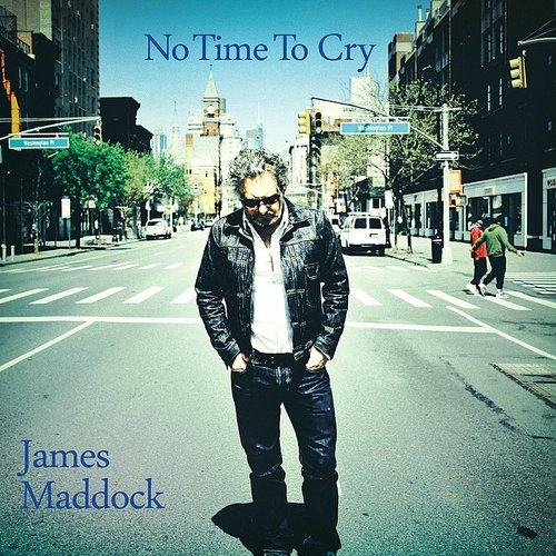 James Maddock - No Time To Cry (Ita)