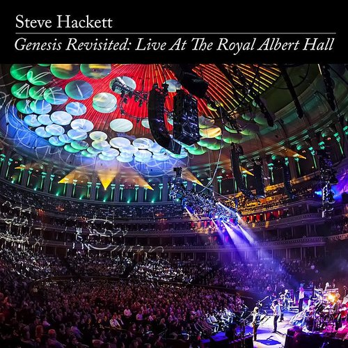 Steve Hackett - Dancing With The Moonlit Knight (Live At Royal Albert Hall 2013 - Remaster 2020)
