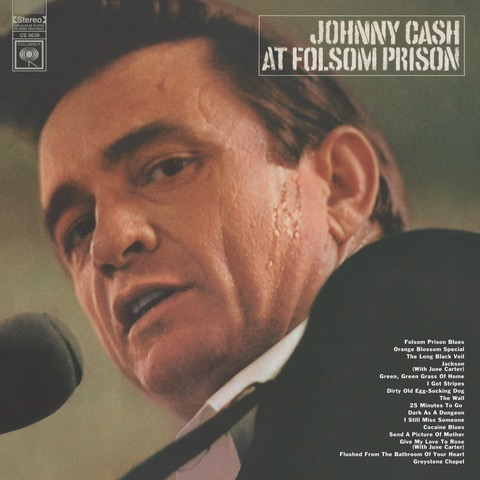 Johnny Cash - At Folsom Prison (Jpn)